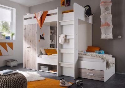 Begabino – Hochbetten, Einzelbetten, Etagenbetten