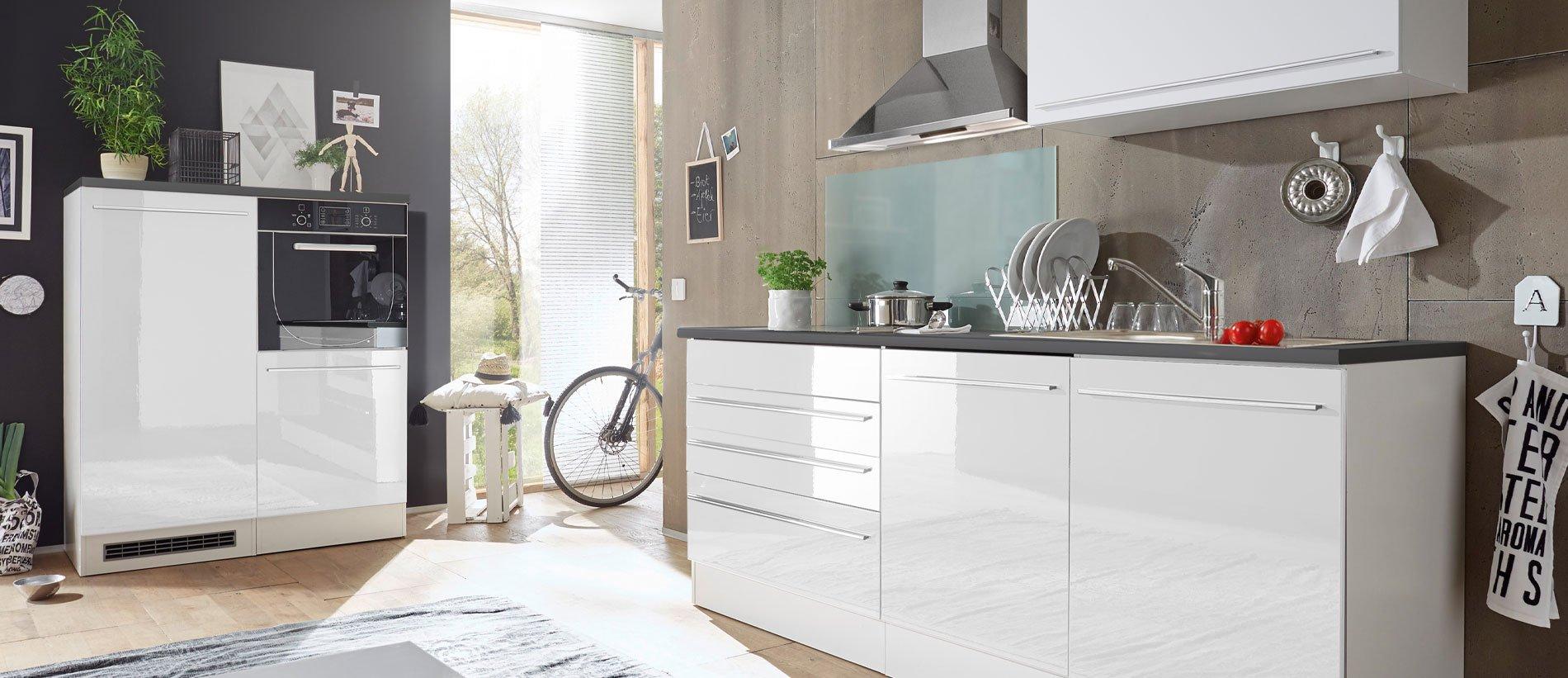 BEGA-Consult – Jazz Küche Weiß