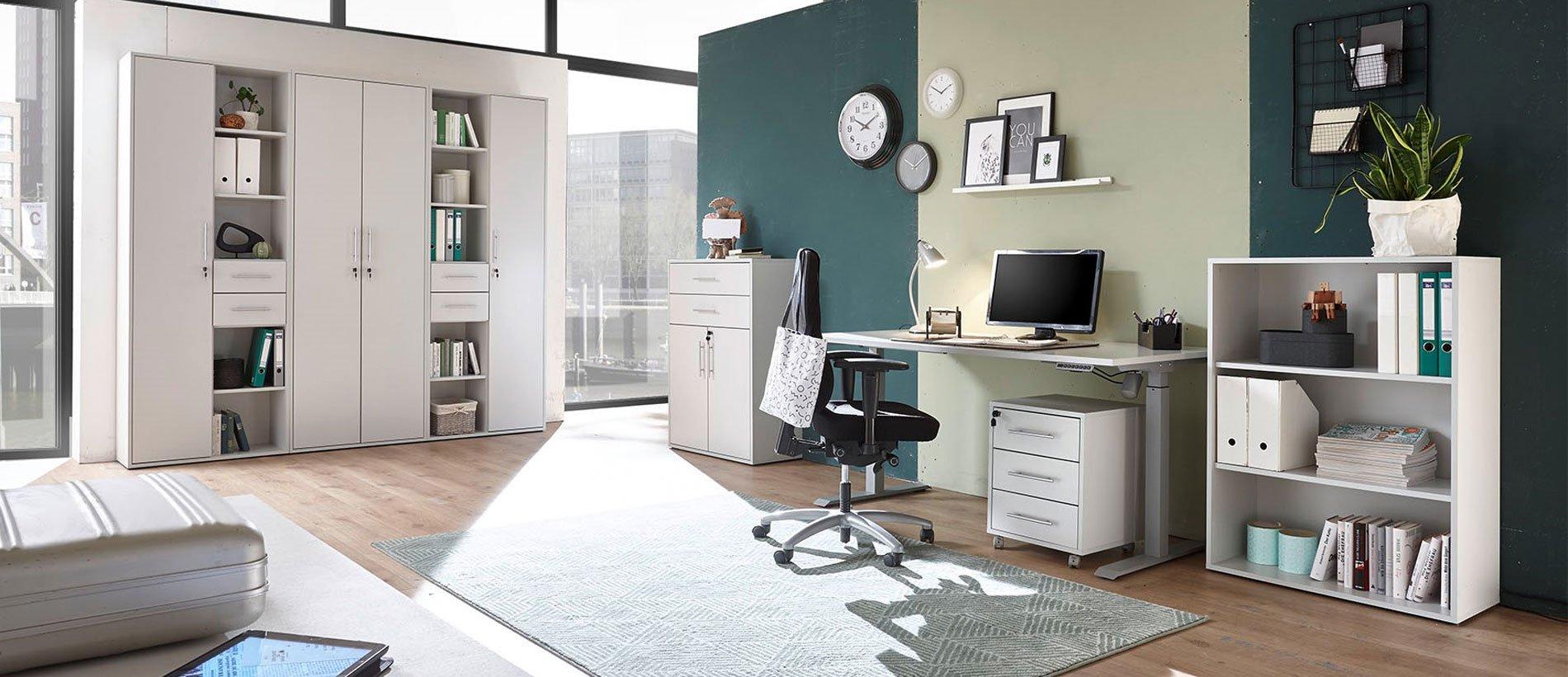 BEGA-Consult – Pronto Büro Lichtgrau