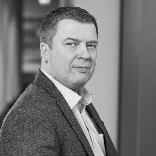 Lukasz Pizkozub, Geschäftsführer BEGA-Logistik