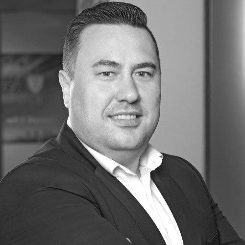 Peter Friesen, Geschäftsführer BEGA-Logistik