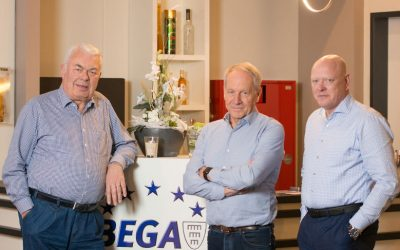 Cooperation with a Belgian agency marks the expansion of the BEGA Group