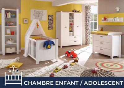 CHAMBRE ENFANT / ADOLESCENT