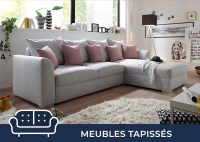 MEUBLES TAPISSÉS