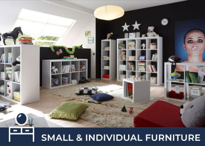SMALL & INDIVIDUAL FURNITURE