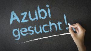Azubi gesucht! 1